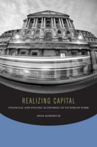 Cover: Realizing Capital, by Anna Kornbluh